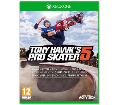 XONE - Tony Hawk's Pro Skater 5