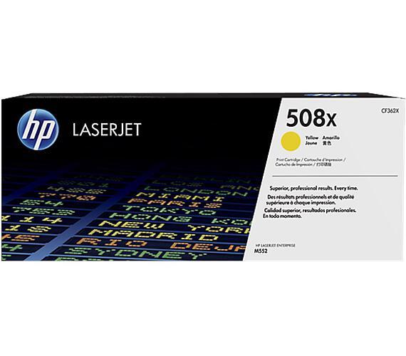HP laserjet žlutý toner velký + DOPRAVA ZDARMA