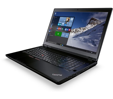 "ThinkPad P70 17.3"" FHD IPS/i7-6700HQ/256GB SSD/8GB/nVidia M600M/DVD/F/Win 7 Pro + 10 Pro"