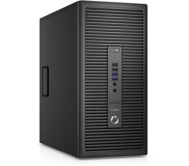 HP ProDesk 600 G2 MT i5-6500/4GB/500GB/DVD/3NBD/10P + DOPRAVA ZDARMA