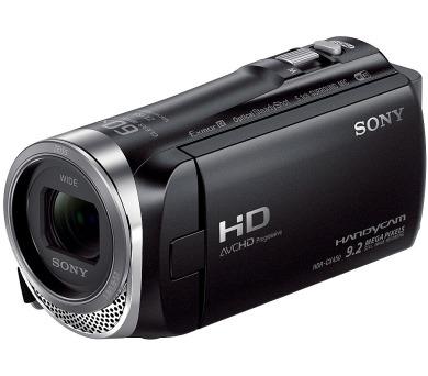 Sony HDR-CX450,černá/30xOZ/foto 9,2Mpix/WiFi/NFC + DOPRAVA ZDARMA