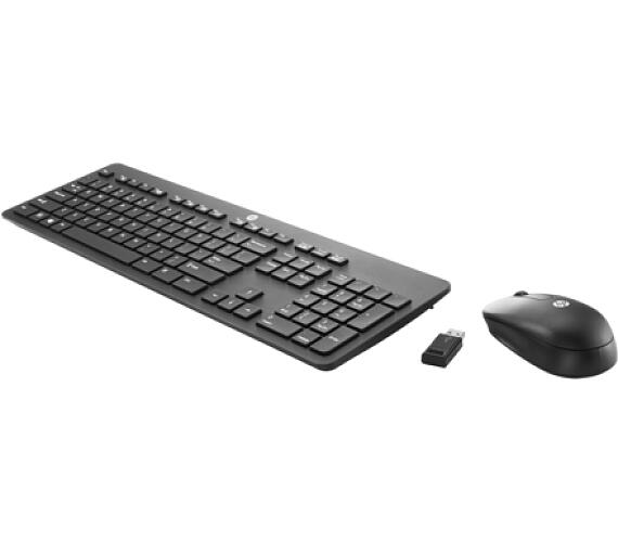 HP Slim Wireless KB and Mouse - SK (T6L04AA#AKR)