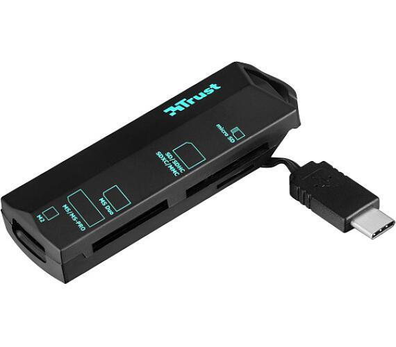 TRUST USB Type-C Cardreader