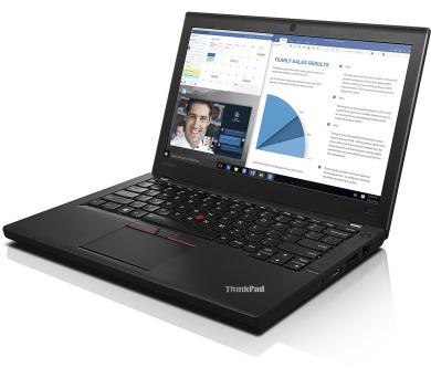 """ThinkPad X260 12.5"""" IPS/i5-6300U/8GB/256GB SSD/HD/B/F/Win 7 Pro + 10 Pro + DOPRAVA ZDARMA"""