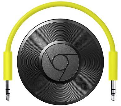 Google Chromecast Audio Black (HDRGG1110)