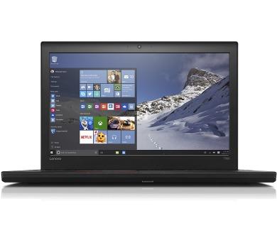"ThinkPad T560 15.5"" IPS 3K/i7-6600U/16GB/256GB SSD/HD/F/Win 7 Pro + 10 Pro"