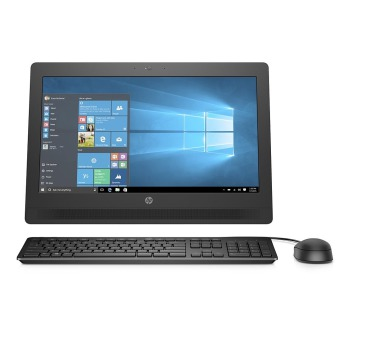 "HP ProOne 400 G2 AiO 20"" G3900T/4GB/500GB/DVD/1NBD/7+10P"