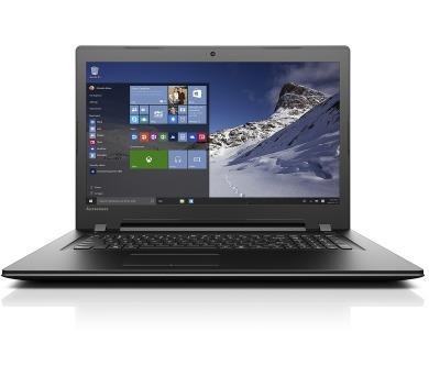 """Lenovo B71-80 17.3"""" HD+/i7-6500U/500GB+8GB SSHD/8GB/AMD R5 M330/DVD/Win 10 Pro + DOPRAVA ZDARMA"""