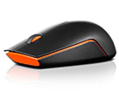 Lenovo 500 Wireless Mouse-WW(Black)