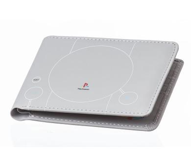 Peněženka: PlayStation 1 konzole - šedá + DOPRAVA ZDARMA