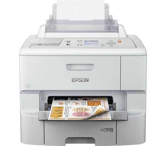 EPSON WorkForce Pro WF-6090DW + 2x černý inkoust XXL s kapacitou 10 000 stran + DOPRAVA ZDARMA