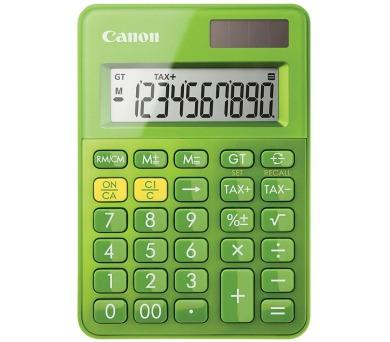 Canon kalkulačka LS-100K zelená