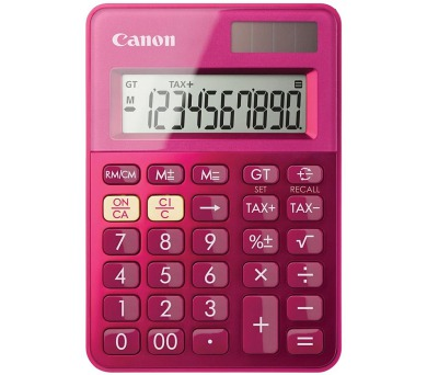 Canon kalkulačka LS-100K růžová