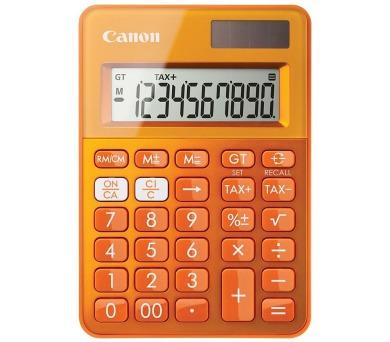 Canon kalkulačka LS-100K oranžová