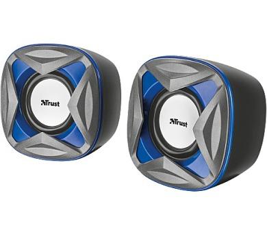 TRUST Xilo Compact 2.0 Speaker Set - blue (21182)