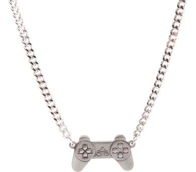 Řetízek: Playstation - Motiv ovladač