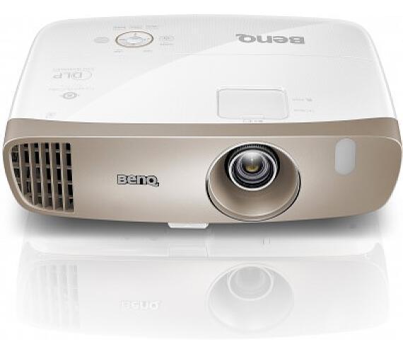 DLP Proj.BenQ W2000w- 2000lm,FHD,HDMI/MHL,l-shift (9H.Y1J77.18G)