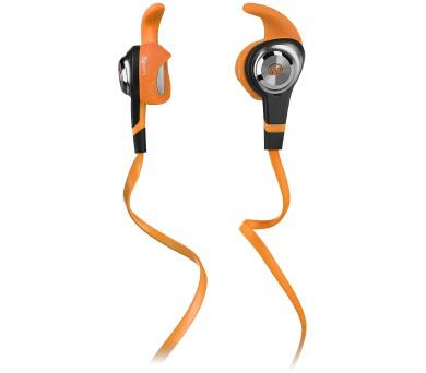 Monster Strive sport. otevřená sluchátka oranžová + DOPRAVA ZDARMA