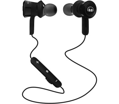 Monster Clarity Bluetooth špuntová sluchátka černá + DOPRAVA ZDARMA
