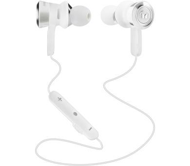 Monster Clarity Bluetooth špuntová sluchátka bílá + DOPRAVA ZDARMA