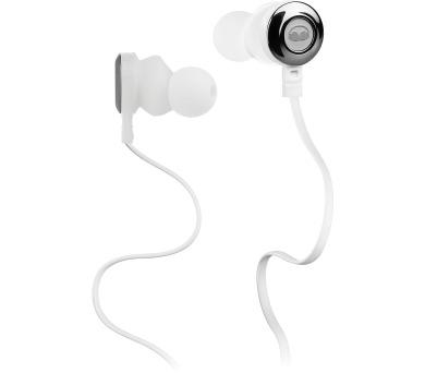 Monster Clarity špuntová sluchátka bílá