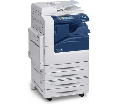 Xerox WorkCentre 7200IV_S; A3 COL laser mfp; Ethernet; DUPLEX; 2x520 listů (nutno dokoupit ini. kit