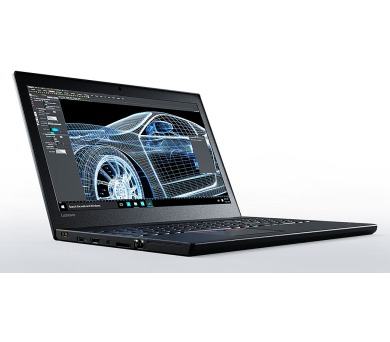 "ThinkPad P50s 15.5"" IPS 3K/i7-6600U/16GB/256GB SSD/NVIDIA M500M/4G LTE/F/Win 7 Pro + 10 Pro + DOPRAVA ZDARMA"