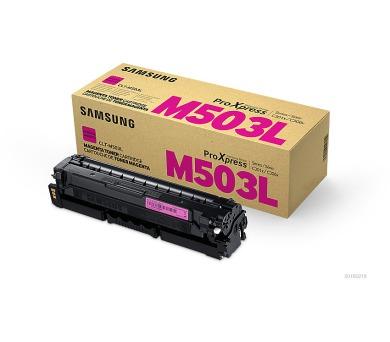 Samsung CLT-M503L/ELS Magenta Toner 5 000 stran + DOPRAVA ZDARMA