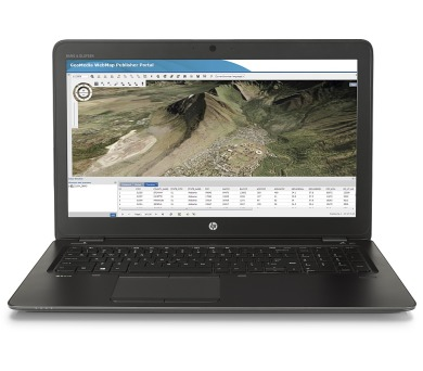 HP ZBook 15u FHD i7-6500U/8GB/256SSD/ATI/VGA/DP/RJ45/WIFI/BT/MCR/FPR/3RServis/7+10P + DOPRAVA ZDARMA