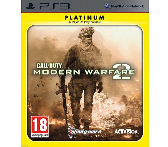 PS3 - Call of Duty: Modern Warfare 2 Platinum