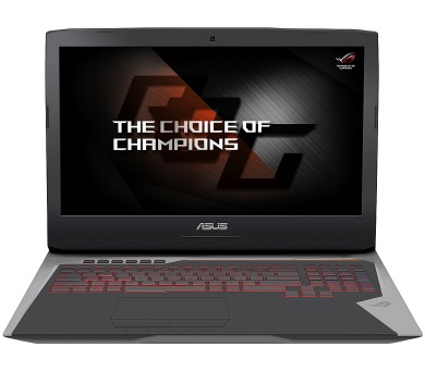 ASUS G752VY 17.3/i7-6700HQ/2T+512SSD/32G/NV/W10