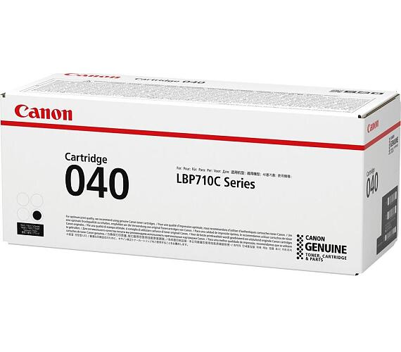 Canon CRG 040 BK