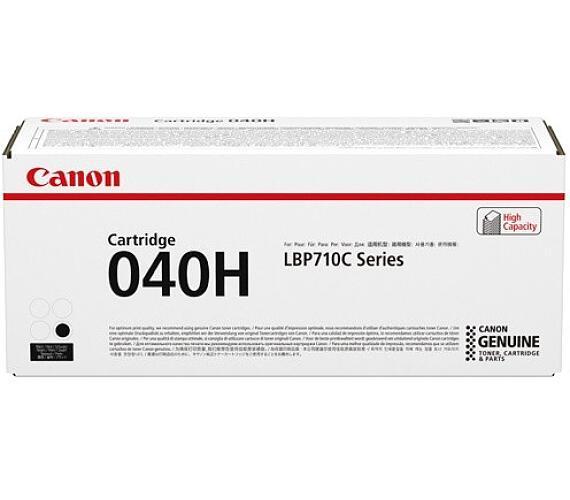 Canon CRG 040 H BK + DOPRAVA ZDARMA