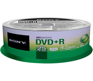 SONY DPR-47SP,25ks pack