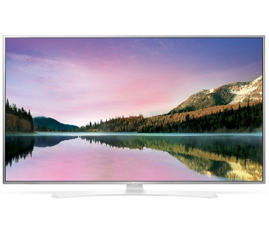 "LG 49"" LED TV 49UH664V SUPER 4KUHD/DVB-T2CS2 + DOPRAVA ZDARMA"
