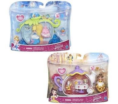 Hasbro Disney Princess s panenkou + DOPRAVA ZDARMA