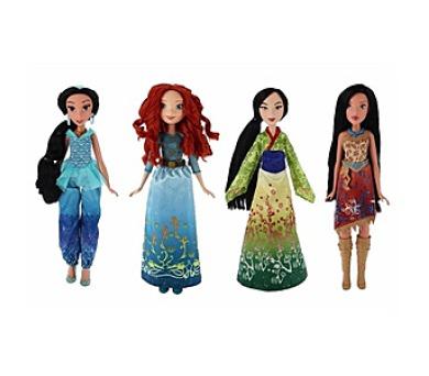 Disney Princess Hasbro Mulan + DOPRAVA ZDARMA