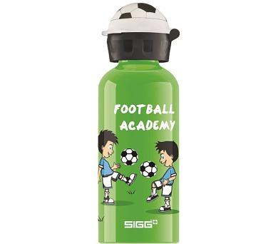 Sigg dětská Football Academy 0,4L - zelená