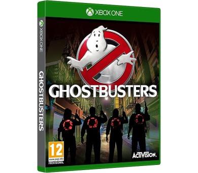 XONE- Ghostbusters + DOPRAVA ZDARMA