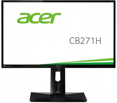 Acer CB271Hbmidr -1ms,100M:1,FHD,HDMI