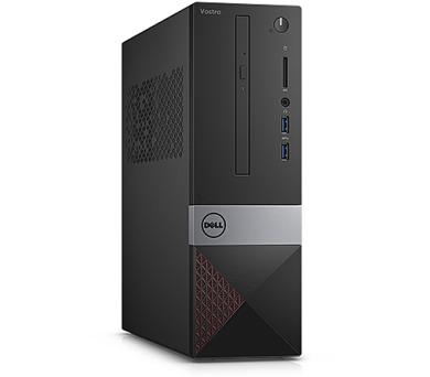 Dell PC Vostro 3250 SF i5-6400/4G/500GB/VGA/HDMI/DVD-RW/WiFi+BT/W10P/3RNBD/Černý