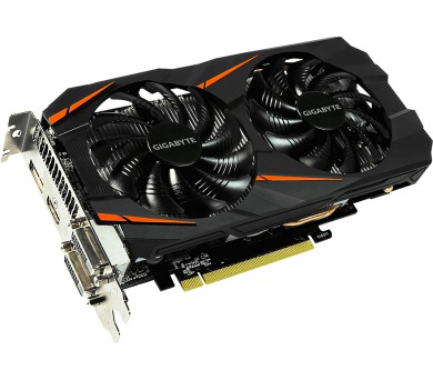 GIGABYTE GTX 1060 WINDFORCE OC 6GB (GV-N1060WF2OC-6GD)