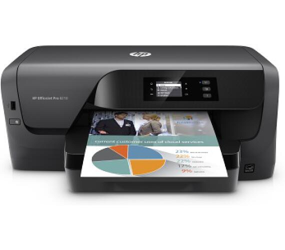 HP Officejet Pro 8210 + DOPRAVA ZDARMA