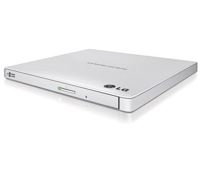 LG GP57EB40 8x USB externí slim bílá (GP57EW40)