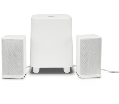 HP 2.1 PC White S7000 Speaker + DOPRAVA ZDARMA