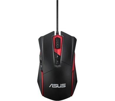 ASUS GT200 herní myš - černá (90XB03E0-BMU000)