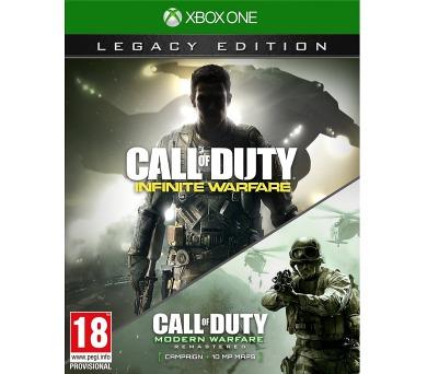 XONE - Call of Duty: Infinite Warfare Legacy + DOPRAVA ZDARMA