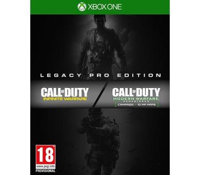 XONE - Call of Duty: Infinite Warfare Legacy Pro + DOPRAVA ZDARMA