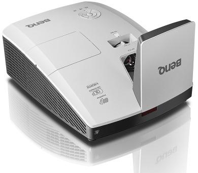 BenQ MX854UST - 3500lm,XGA,HDMI,LANc,int + DOPRAVA ZDARMA