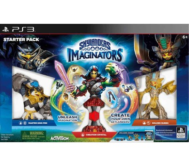 PS3 - Skylanders Imaginators Starter Pack -14.10.